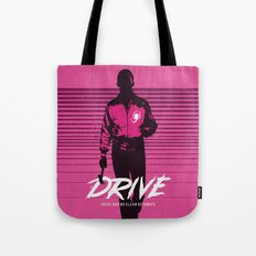 Drive art movie inspired Tote Bag