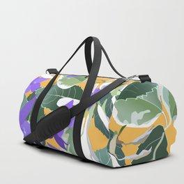 Floral Rhapsody Duffle Bag