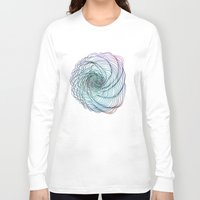 ghost in the shell Long Sleeve T-shirts featuring Shell by Brontosaurus