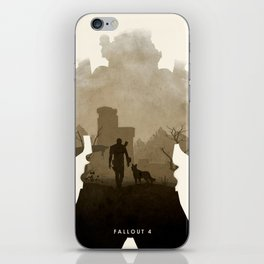Fallout 4 (II) iPhone Skin