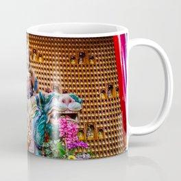 Ten Thousand Buddha Pagoda Temple Coffee Mug