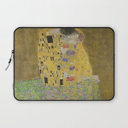 Gustav Klimt's The Kiss Laptop Sleeve