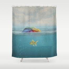 Singin' in the Rain Shower Curtain