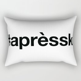 APRES-SKI Rectangular Pillow