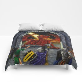 Gateway to Adventure Comforters