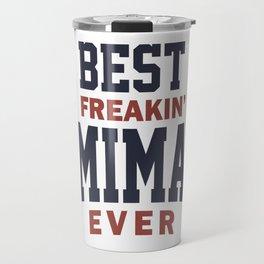 Mima Travel Mug