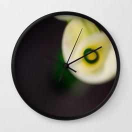 Lily Calla - Everyone Wall Clock