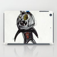 hero iPad Cases featuring Hero by landon zobel