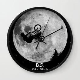 GTA Bike Glitch Wall Clock