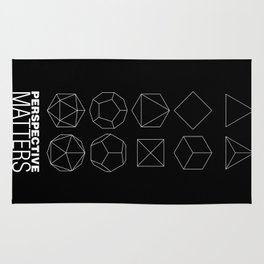 Perspective Matters Rug