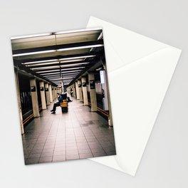 Subway 57, Manhattan, NYC Stationery Cards