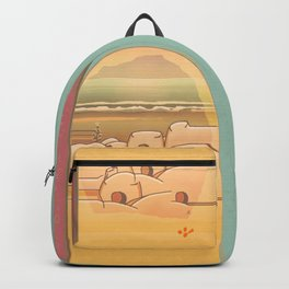 Beached Labyrinth Backpack