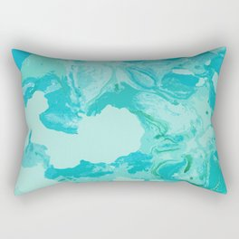 Sea Vapours Rectangular Pillow