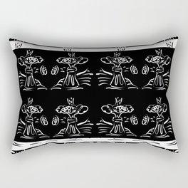 Salt Shaker Armageddon Rectangular Pillow