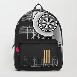 turbo engine Backpack