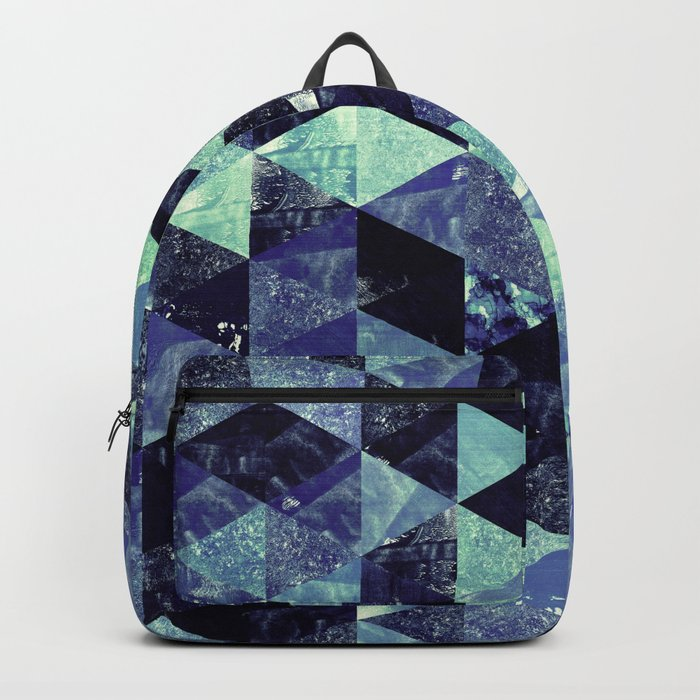 Abstract Geometric Background #6 Backpack