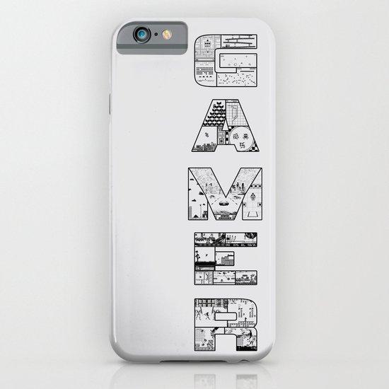 Gamer 2 iPhone & iPod Case