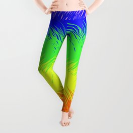 Sketching Rainbows Leggings