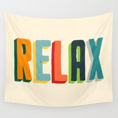 Relax Wall Tapestry