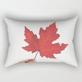Beautiful imperfection Rectangular Pillow