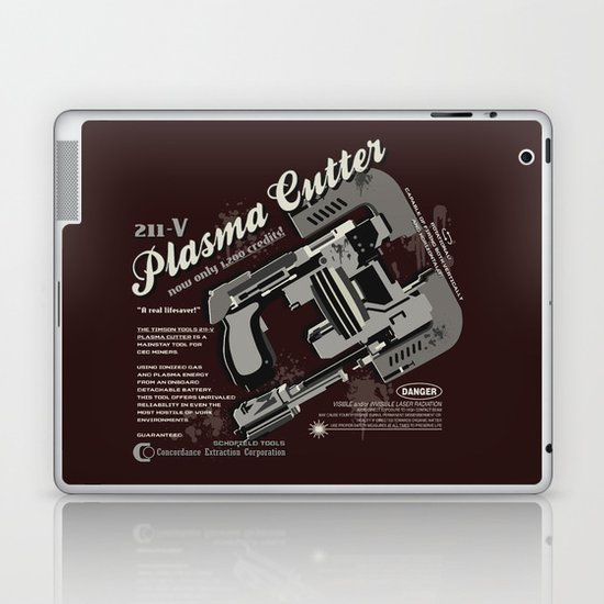 Dead Space - Plasma Cutter Laptop & iPad Skin