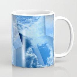 Tinkering Blue Coffee Mug
