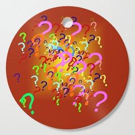 Frage Cutting Board