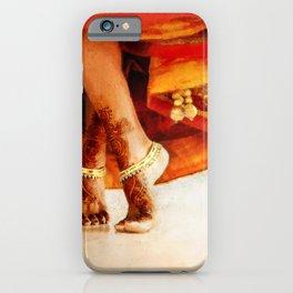 Goddess Terpsichore iPhone Case