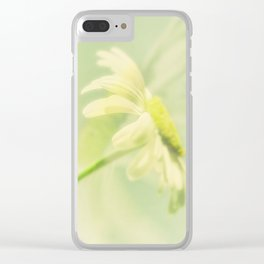 He Loves Me He Loves Me Not Clear iPhone Case
