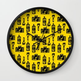 Urban Elements Wall Clock