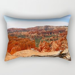 Sunset Point At  Bryce Canyon Rectangular Pillow