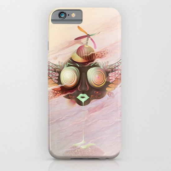 Flying Monkey iPhone & iPod Case
