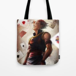Hisoka (cards) Artwork Tote Bag