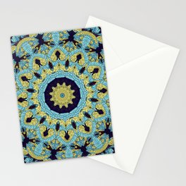 Persian carpet 1 Stationery Cards
