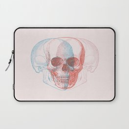 skull threesome Laptop Sleeve