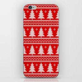 Christmas tree's iPhone Skin