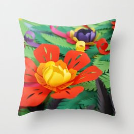 Paradiso Throw Pillow