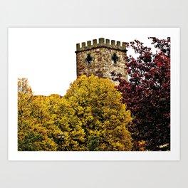 Castel Photography Art Print