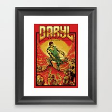The Dixon Brother Framed Art Print