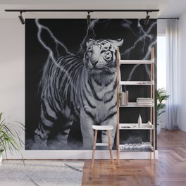 SPIRIT TIGER OF THE WEST Wall Mural