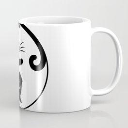 Yin yang cats Coffee Mug