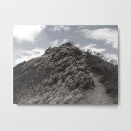 Pinnacle Metal Print