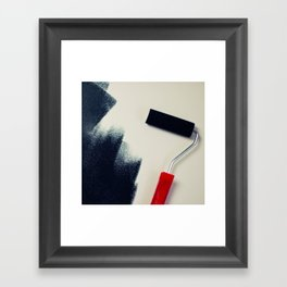 Rollin' Framed Art Print