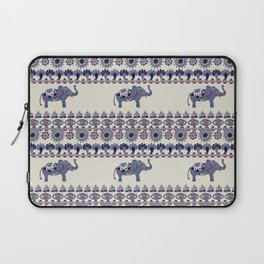 Indian Style Indie Hand Drawn Art Laptop Sleeve