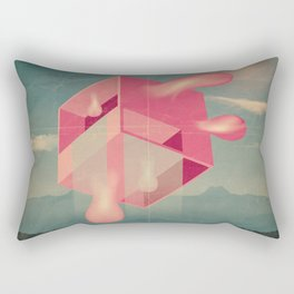bucolico cubolo Rectangular Pillow