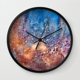 Acrylic Dream Trail Wall Clock