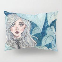 Silver Forest Pillow Sham