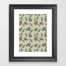 Kiwi Bird Framed Art Print
