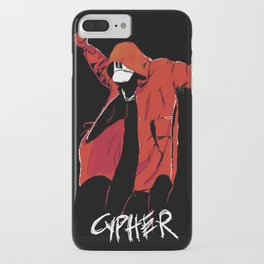 CYPHER iPhone Case