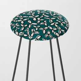 hydrangea Counter Stool